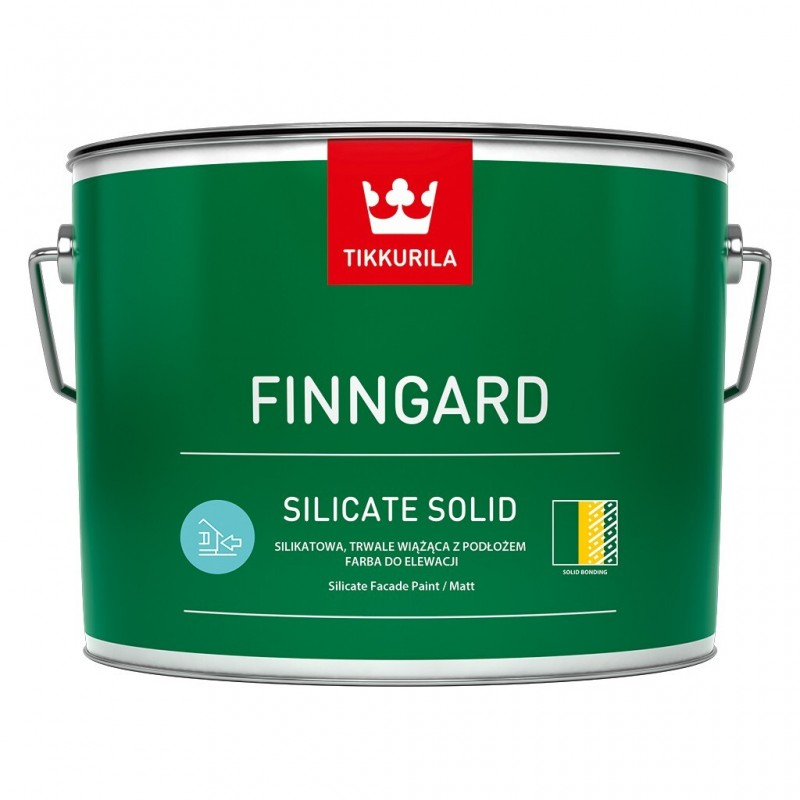 Finngard Silicate Solid