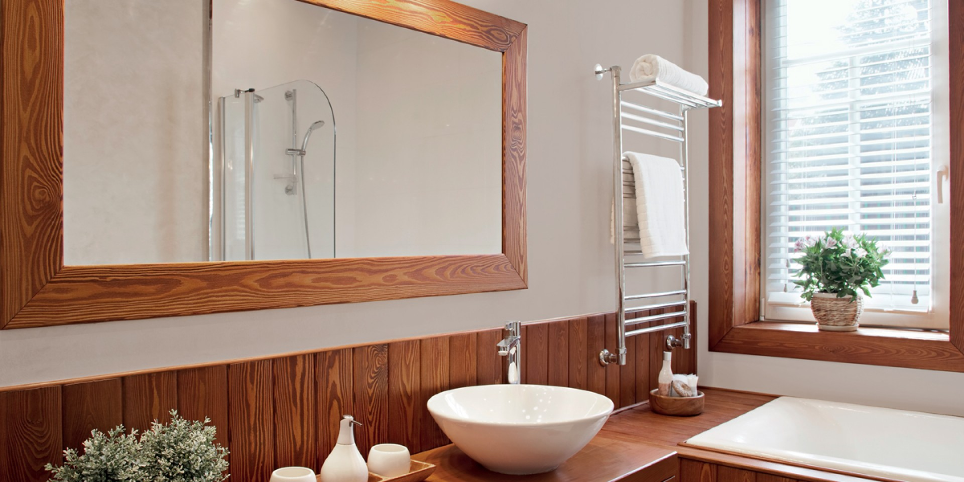 ideas for bathroom and sauna