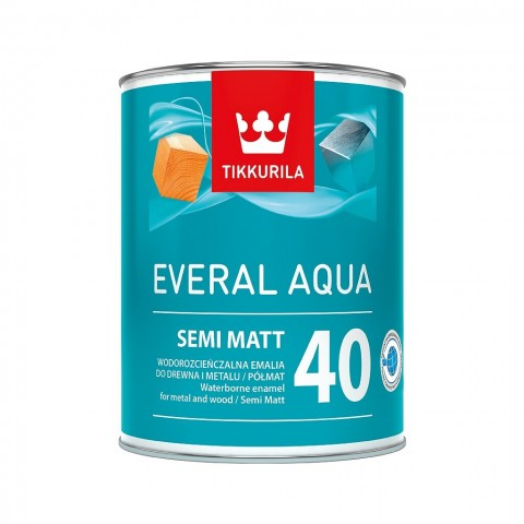 Everal Aqua Semi Matt [40]