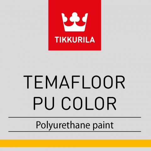 Temafloor PU Color