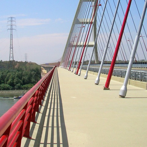 Concrete structures in bridges
