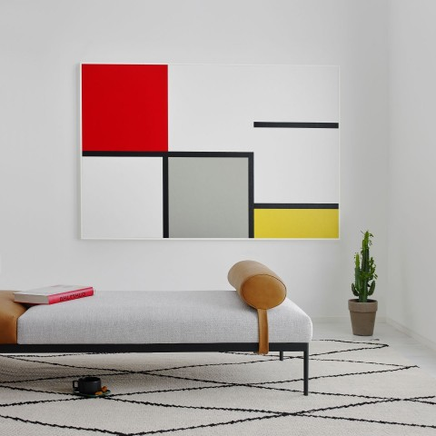 feel the color modern style